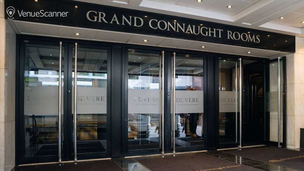 Hire Grand Connaught Rooms Denbigh 1