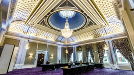 Grand Connaught Rooms, Ulster