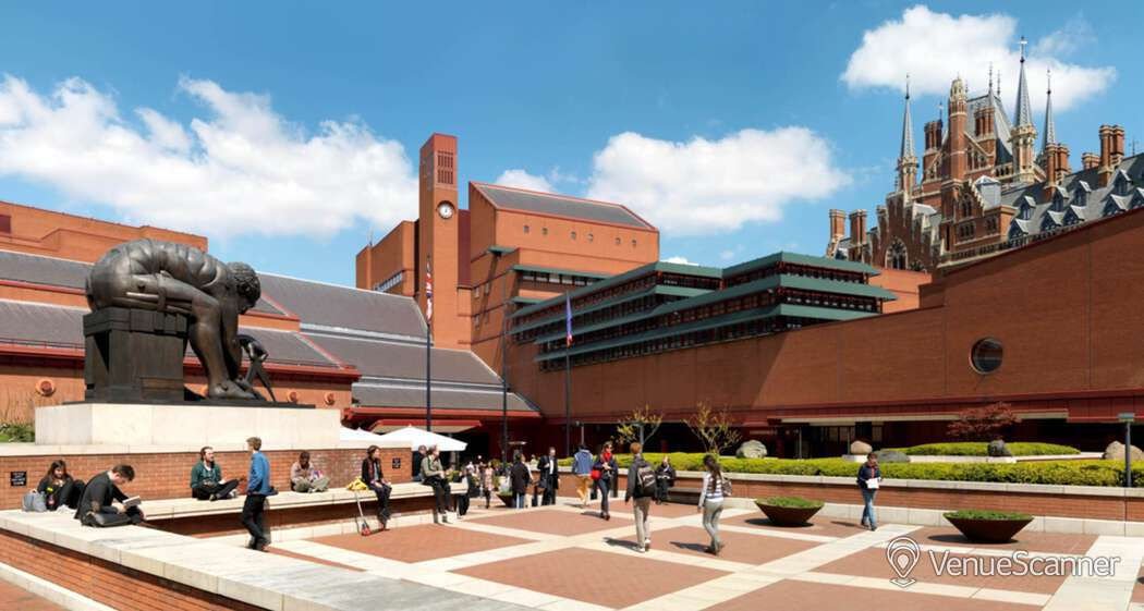 Hire British Library Conference Centre Executive Suite 1