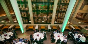 British Library Conference Centre, Kings Library Gallery