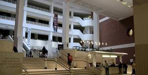 British Library Conference Centre, Library Entrance Hall