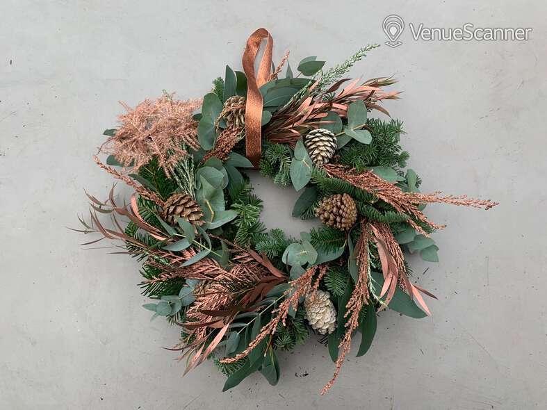 Hire Columbia Creative Wreath Making Studio Wreath Making Only 1