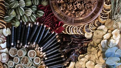 Columbia Creative Wreath Making Studio, Wreath Making - All The Bells And Whistles!