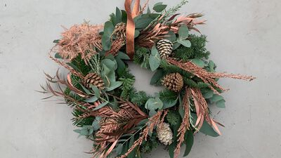 Columbia Creative Wreath Making Studio Wreath Making Event - Create Your Own Package 0