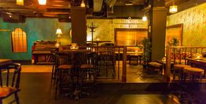 Burlock Rum Bar, The Veranda