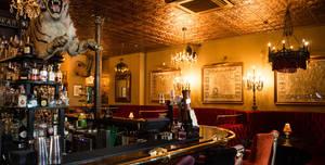 King's Head Members Club, The Bar