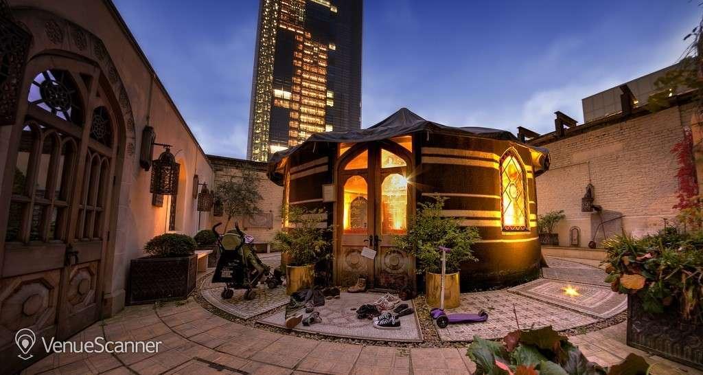 Hire Seventy Eight Bishopsgate Bedouin Tent 3