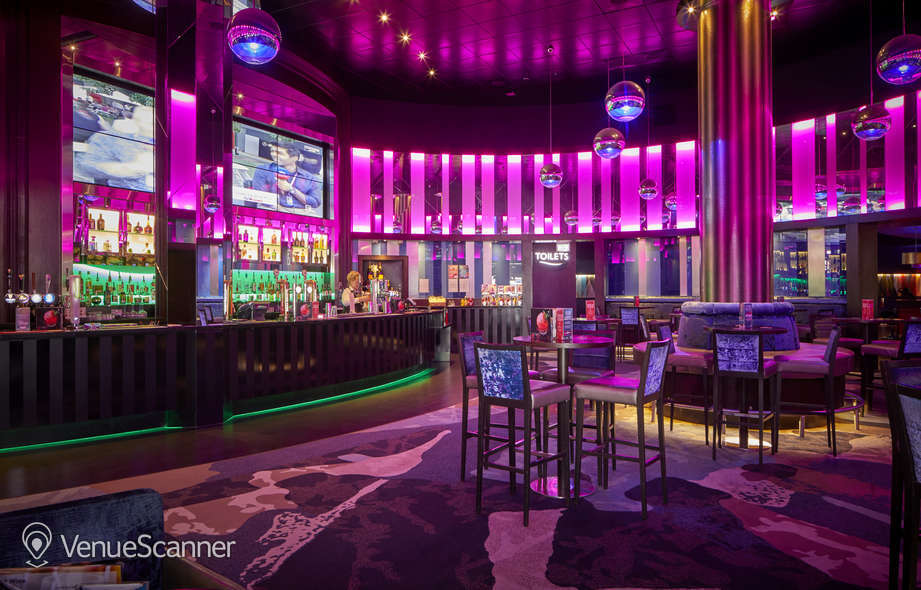 Hire Grosvenor Casino Reading South Games Lounge 3