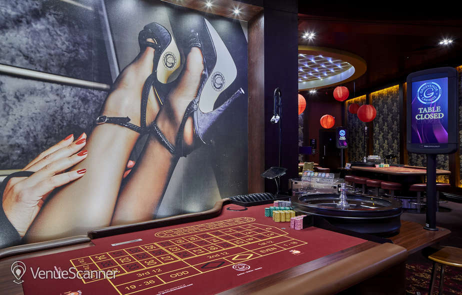 Hire Grosvenor Casino Reading South Games Lounge 5