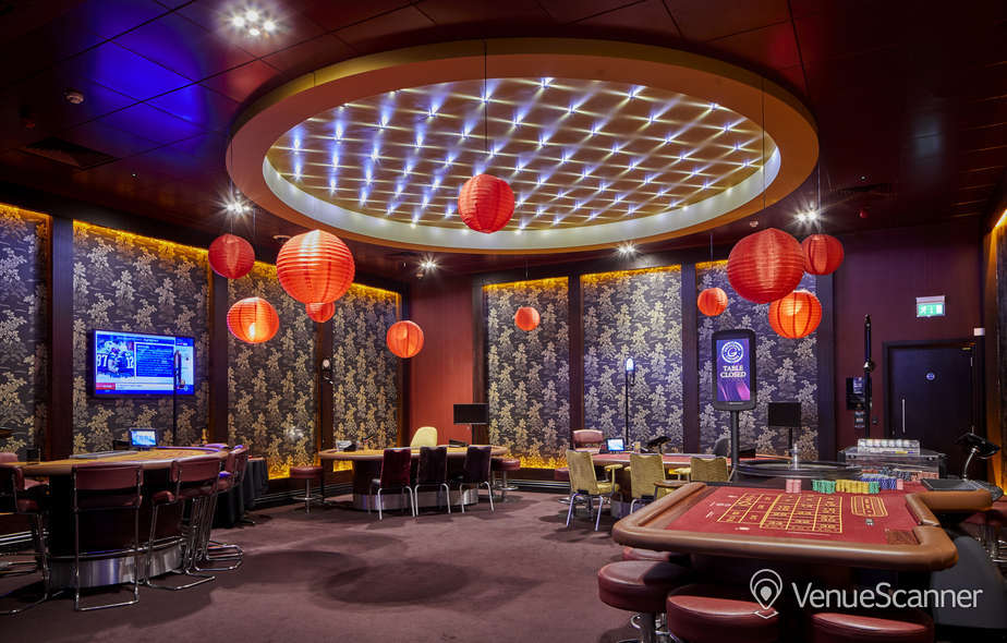 Hire Grosvenor Casino Reading South Games Lounge