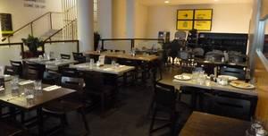 Strada South Bank, Semi-private Dining Area