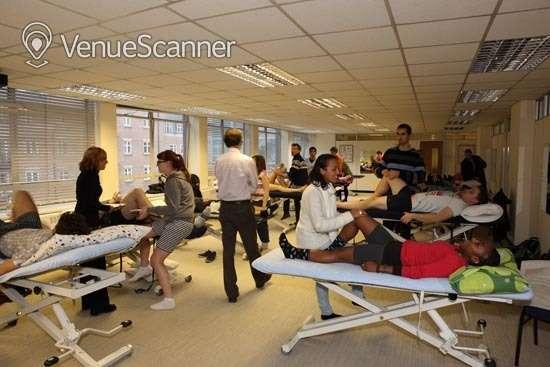 Hire The British School Of Osteopathy Berthon Room
