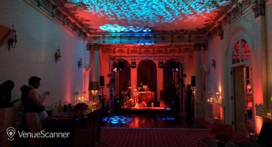 Hire No.4 Hamilton Place Argyll Room & Roof Terrace 10