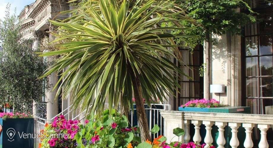 Hire No.4 Hamilton Place Argyll Room & Roof Terrace 9