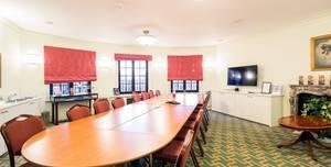 No.4 Hamilton Place, Business Lounge Room