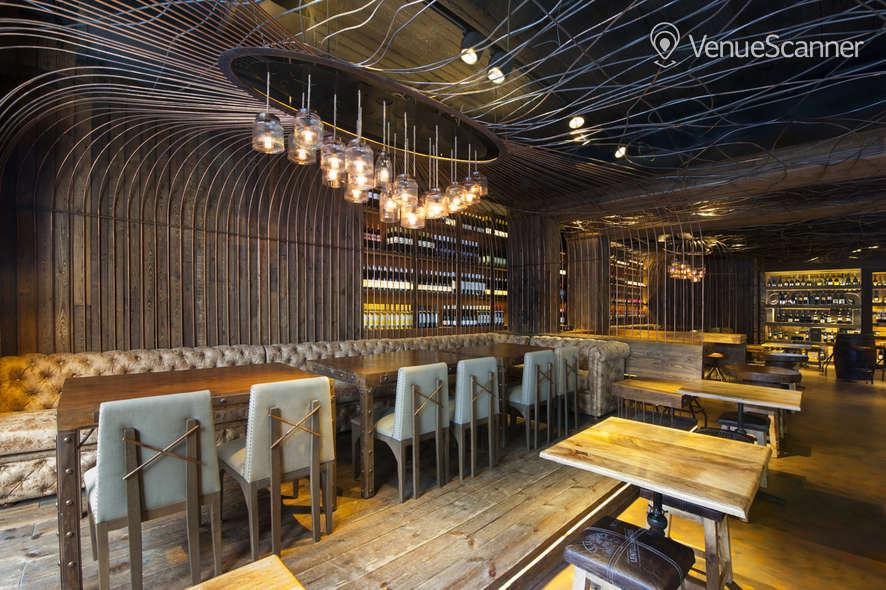 Hire Bilbao Berria Restaurant Venuescanner