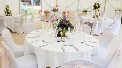 The Clifden Arms Marquee 0