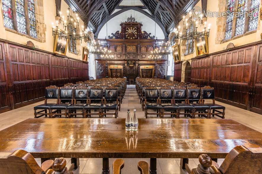 Hire Honourable Society Of Lincoln's Inn Old Hall