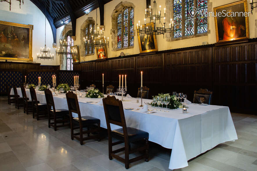 Hire Honourable Society Of Lincoln's Inn Old Hall 5