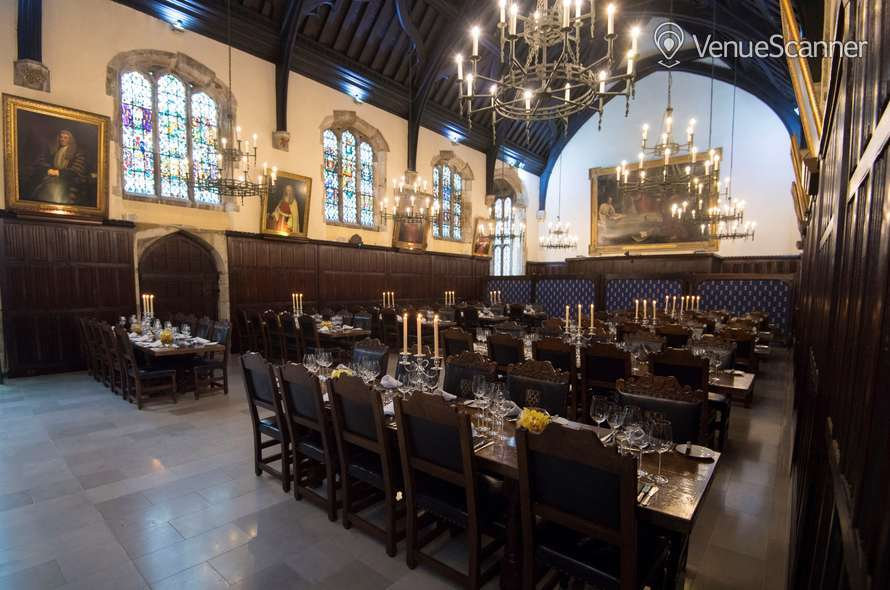 Hire Honourable Society Of Lincoln's Inn Old Hall 2