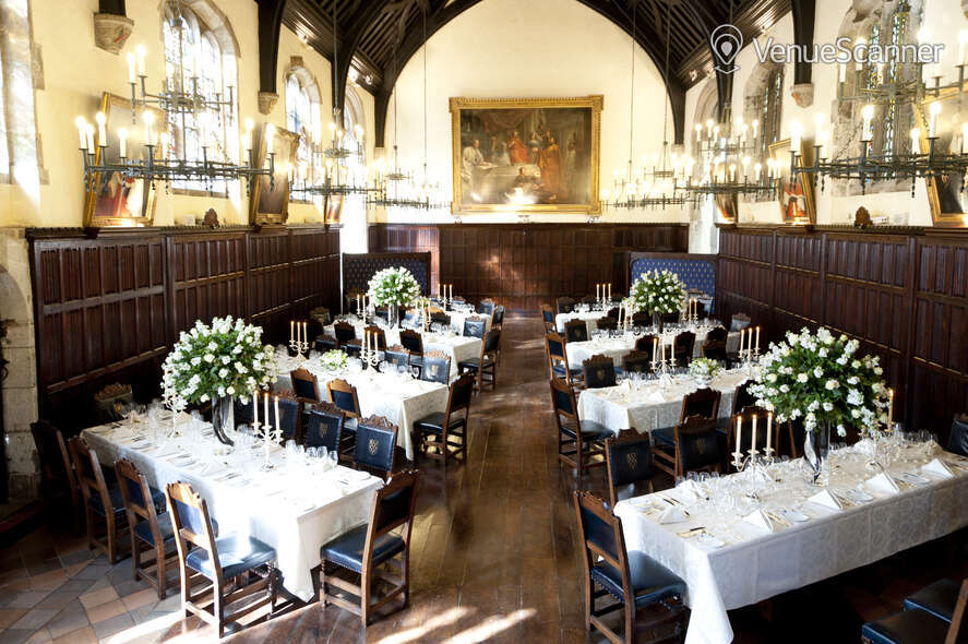 Hire Honourable Society Of Lincoln's Inn Old Hall 4