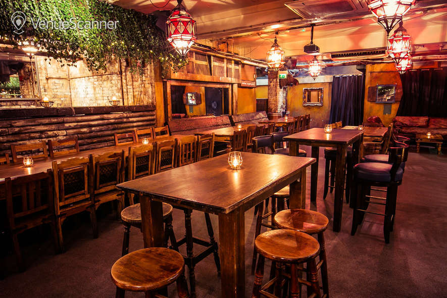 Hire Jerusalem Bar Kitchen Exclusive Hire 5