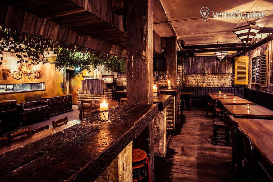 Hire Jerusalem Bar Kitchen Exclusive Hire 3