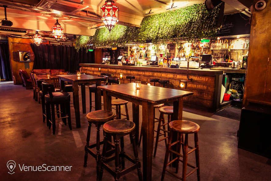 Hire Jerusalem Bar Kitchen Exclusive Hire 4