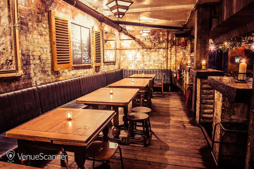 Hire Jerusalem Bar Kitchen Exclusive Hire 2