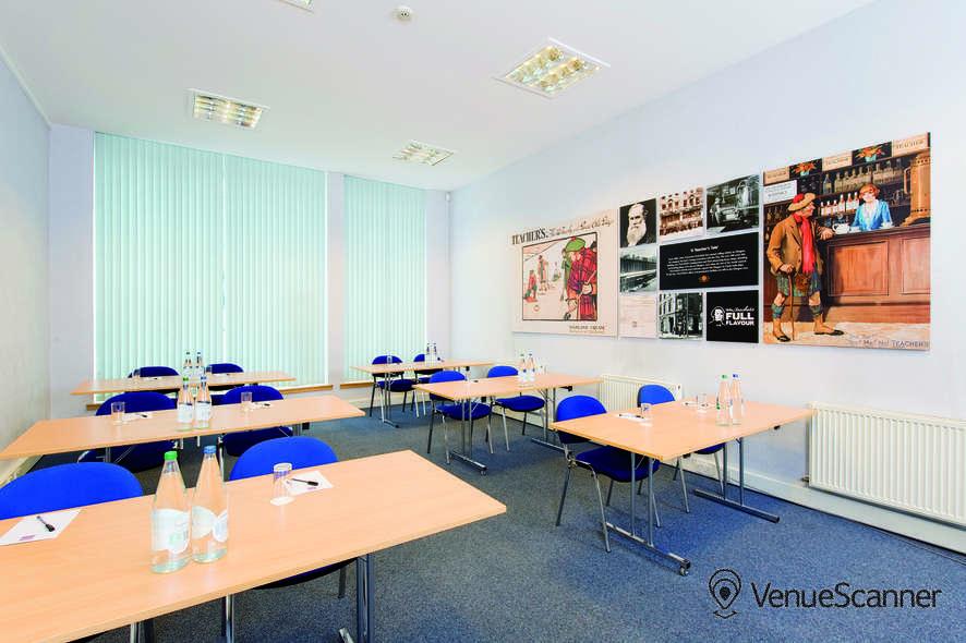 Hire IET Glasgow: Teacher Building Laphroaig Lecture Theatre