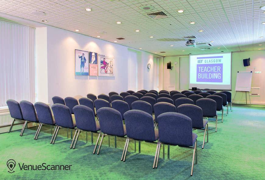 Hire IET Glasgow: Teacher Building Laphroaig Lecture Theatre    3
