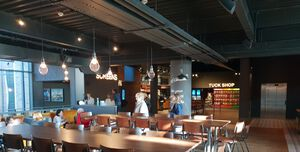 The Light Cinema, Addlestone, Bar & Lounge