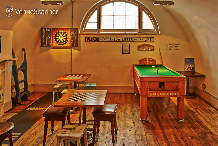 Hire Parcel Yard The Games Room