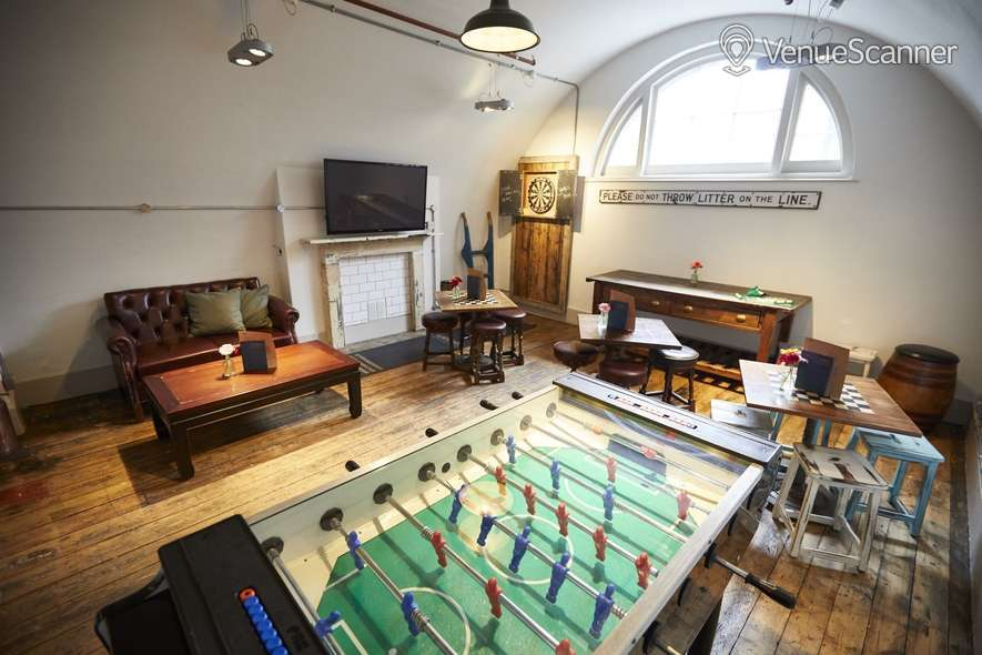 Hire Parcel Yard The Games Room 2