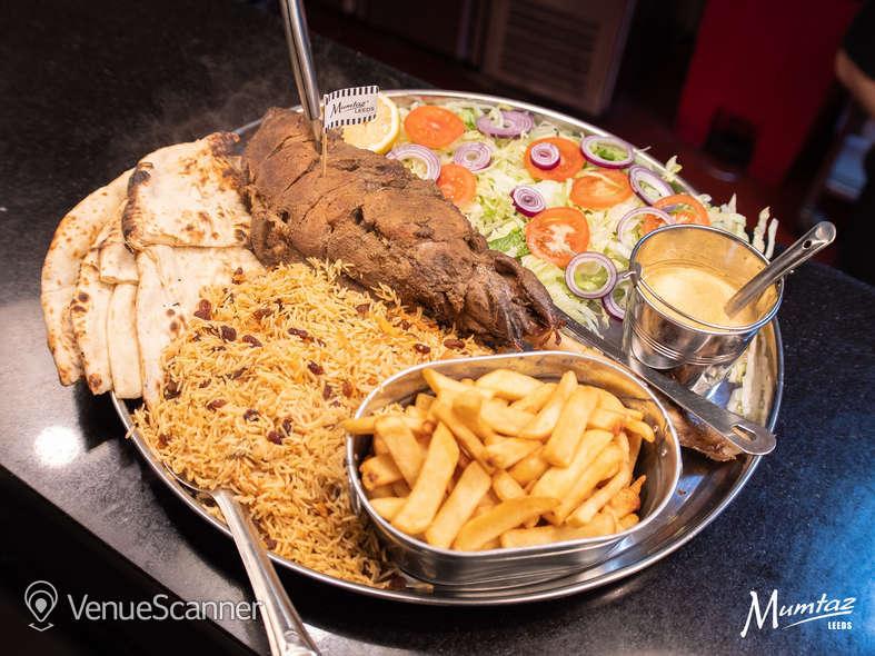 Hire Mumtaz Leeds Venue & 3-course Meal-platinum 35