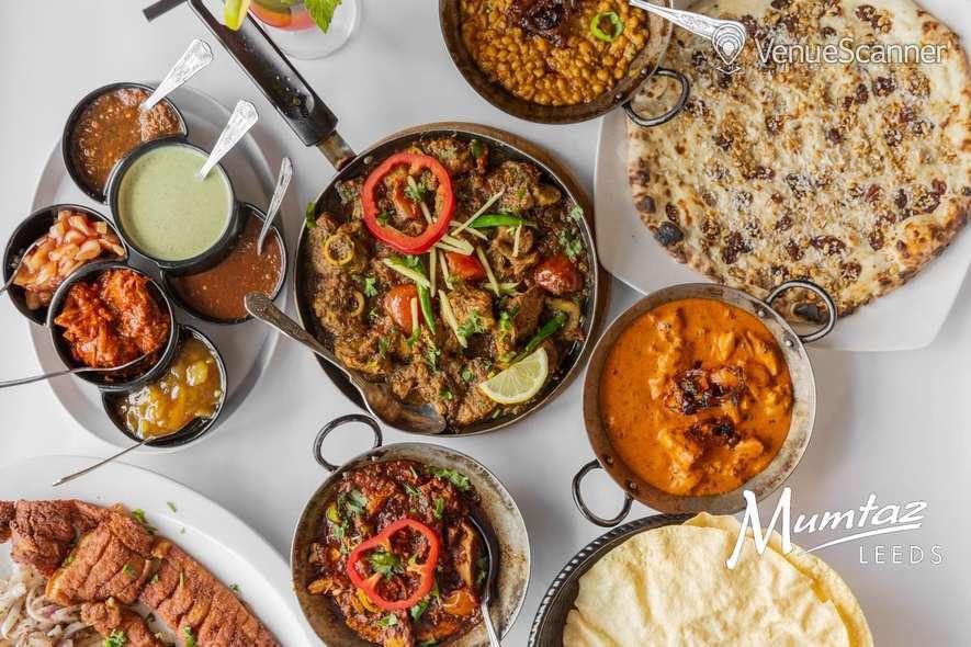 Hire Mumtaz Leeds Venue & 3-course Meal-platinum 36
