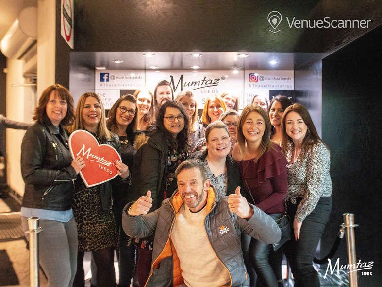 Hire Mumtaz Leeds Venue & 3-course Meal-platinum 48