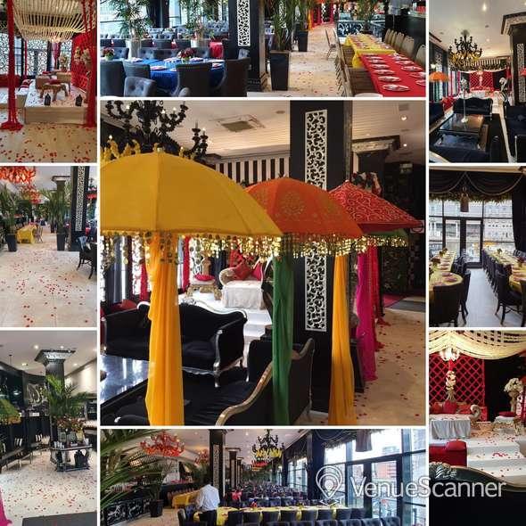 Hire Mumtaz Leeds Venue & 3-course Meal-platinum 42