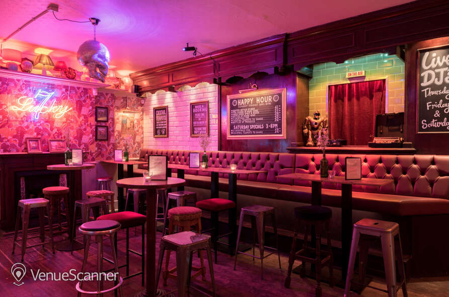 Hire Simmons | Soho Function Room Hire 6