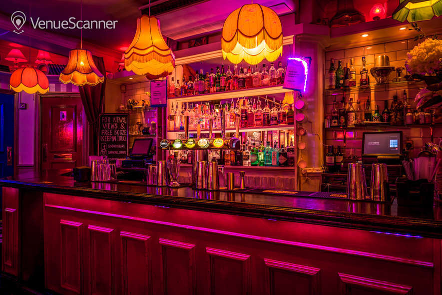 Hire Simmons | Soho Function Room Hire 8