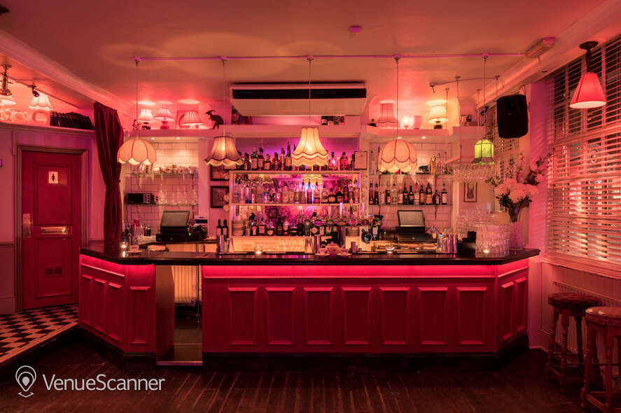 Hire Simmons | Soho Function Room Hire 4
