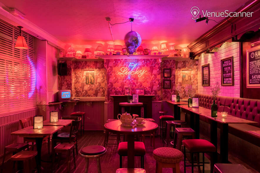 Hire Simmons | Soho Function Room Hire 7