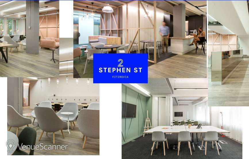 Hire The Office Group Stephen Street Meeting Room 5 3