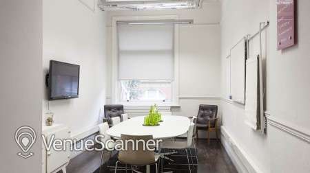 Hire The Office Group Marylebone Station Meeting Room 1