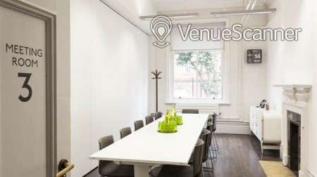 Hire The Office Group Marylebone Station Meeting Room 3