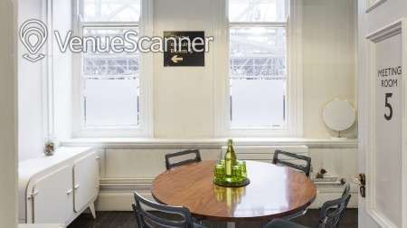 Hire The Office Group Marylebone Station Meeting Room 5