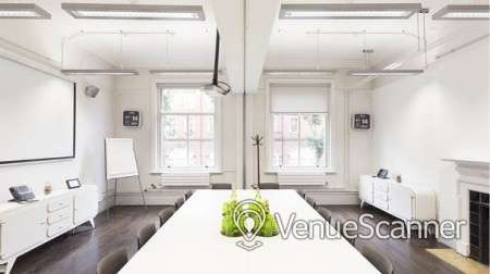 Hire The Office Group Marylebone Station The Double Boardroom