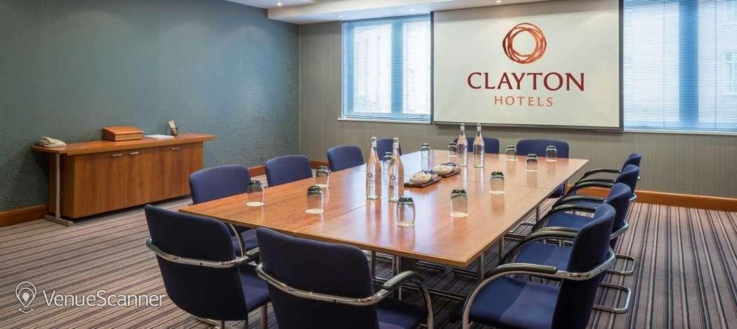 Hire Clayton Hotel Belfast Syrian