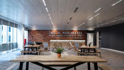 Manchester International Conference Centre, Castlefield Suite