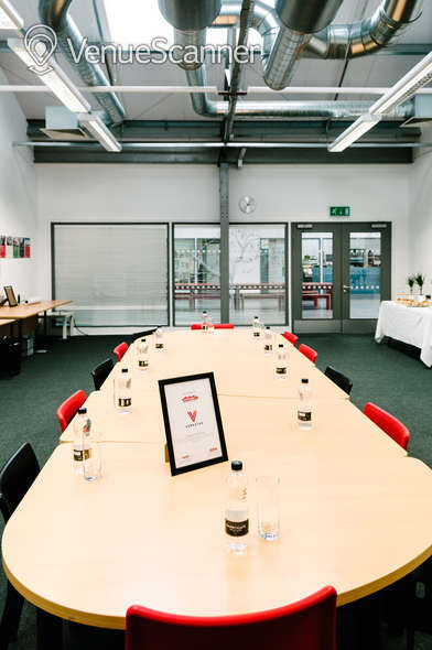 Hire The Message Enterprise Centre The Training Room 1